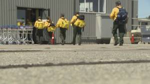 Good and bad news Monday on B.C. wildfire front (01:39)