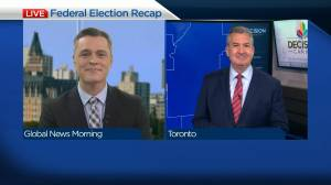 Global's David Akin on federal election results in the Prairies (04:21)