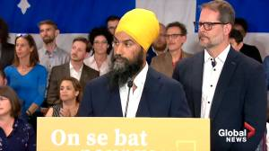 Jagmeet Singh comments on Conservative candidates