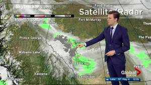 Edmonton weather forecast: Monday, May 4, 2020
