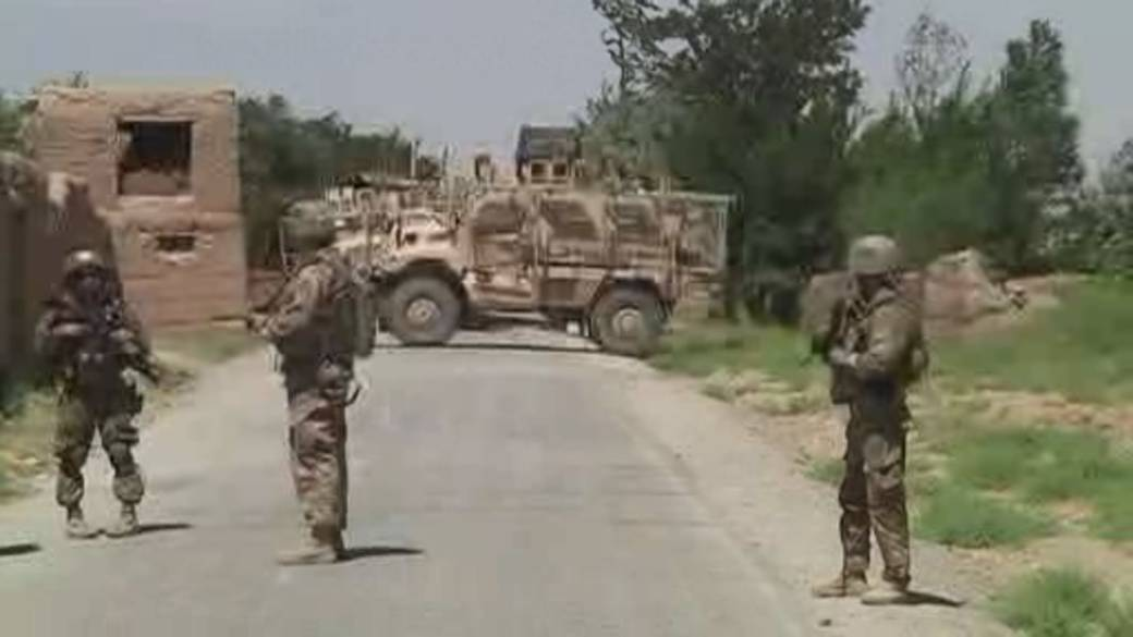 Click to play video: 'Afghanistan's future is more uncertain after U.S. troops withdraw'