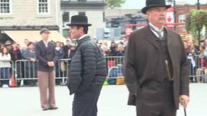 Murdoch Mysteries shoots an episode in Kingston