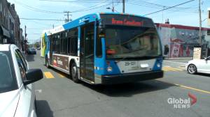Plans moving along for new transit line in Sud-Ouest borough (01:44)