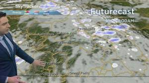 Kelowna Weather Forecast: March 18 (03:27)