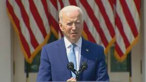 Biden announces executive action on gun control, tightens regulations on 'ghost guns' (05:29)