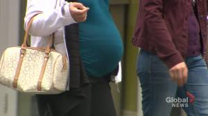 Are there risks to taking medication while pregnant? USask research looks to find out (01:44)