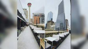 Calgary's Modern Steak opens rooftop patio