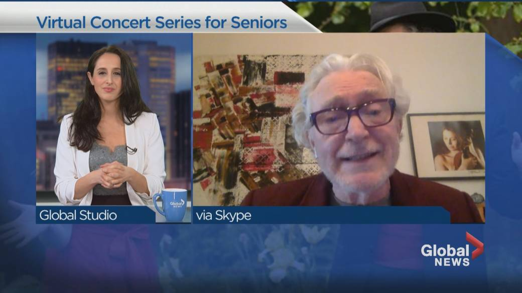 Click to play video 'A Christmas concert hopes to bring joy to seniors hardest hit by COVID-19'
