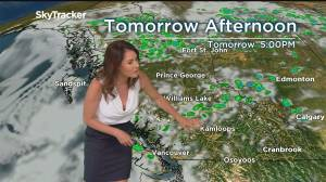 Kelowna Weather Forecast: July 21