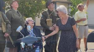 This Is BC: Canadian D-Day hero marks major milestone in style (02:26)