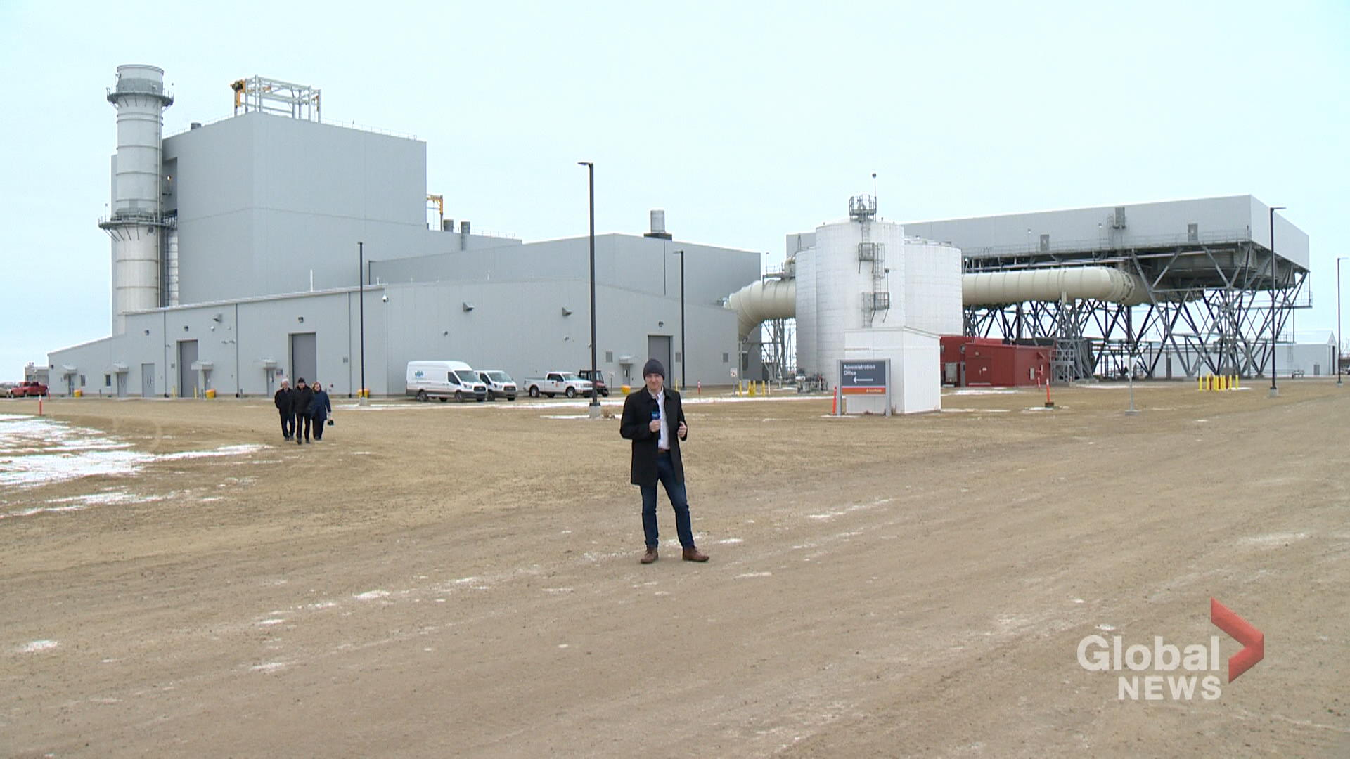 Natural gas power plant ready for operation in Swift Current, Sask.