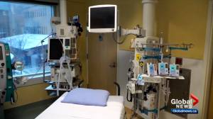 Alberta increasing ICU capacity to prepare for more COVID-19 patients (01:53)