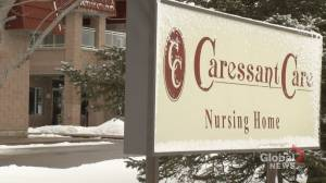 35 COVID-19 cases reported at Caressant Care Nursing Home amid outbreak (02:15)