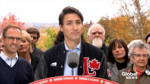 Federal Election 2019: Trudeau promises to stand up to provinces on abortion rights if elected