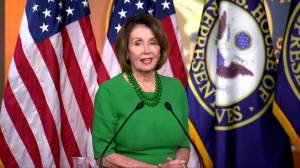 Pelosi says House won't hold vote to authorize impeachment probe