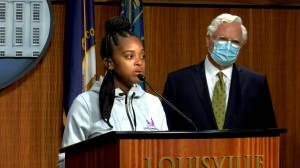 Breonna Taylor case: Tamika Mallory calls for arrest of officers involved in Taylor's death during press conference
