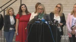Harvey Weinstein accusers say upcoming Los Angeles case will continue the fight