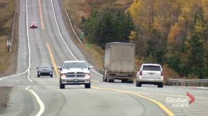 Nova Scotia to spend nearly $500 million this year on roads, highways and bridges (01:56)