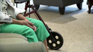 No active COVID-19 cases in care homes (01:34)