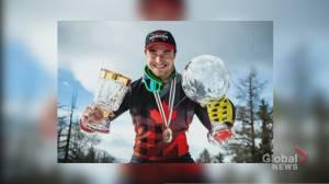 Building for Beijing: Ski Cross racer prepares for Winter Olympics (02:58)