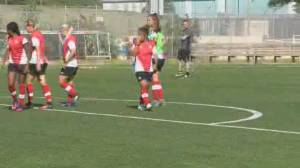 Winnipeg soccer star inspires young girls