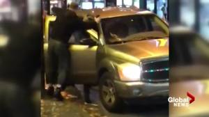 Global Exclusive: New video in violent confrontation between brothers and Vancouver police