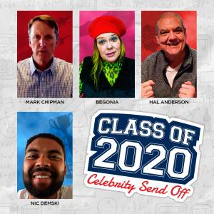 Manitoba Class of 2020 Celebrity Send Off Part 1