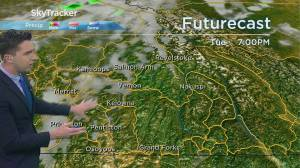 Kelowna Weather Forecast: July 27
