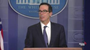 Trump authorizes, but doesn't activate sanctions against Turkey: Mnuchin
