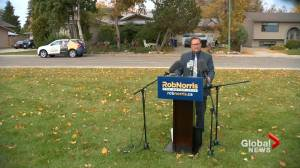 Saskatoon mayoral candidate Rob Norris releases campaign platform