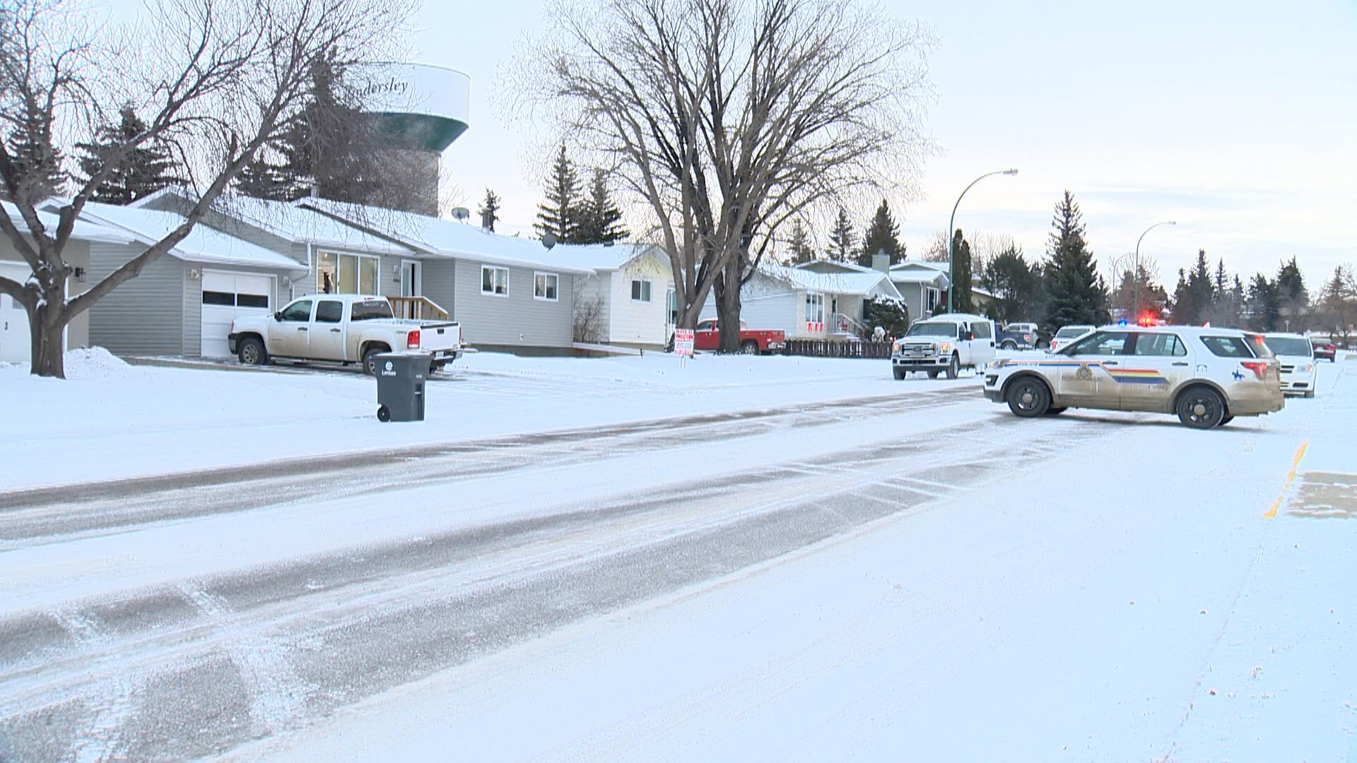 2 found dead in Kindersley, Sask. home after reported shooting