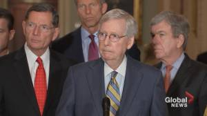 Mitch McConnell won't speculate on if House sends impeachment articles to Senate