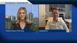 Saskatoon team seeing early success in IndyCar development series (03:16)
