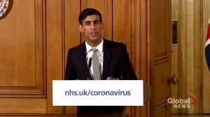 Coronavirus outbreak: U.K. announces £330 billion in government-backed loans to support businesses amid COVID-19 pandemic