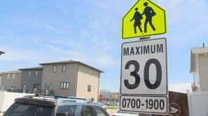 Recent safety study finds risky behaviours in Regina school zone (01:14)