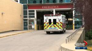 Health Matters: Challenges of treating Jasper bus crash trauma patients during COVID-19 pandemic