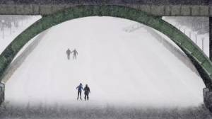 Outdoor winter skating season shortening: research