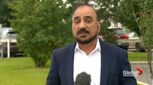Zubair Sheikh running for Saskatoon mayor
