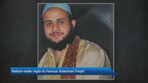 Nation-wide vigils to honour Soleiman Faqiri