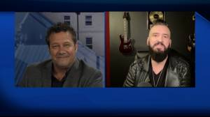 Global News Morning chats with musician and guest speaker Robb Nash (07:09)
