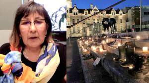 'No more crocodile tears': Residential school survivor demands action from feds (03:43)