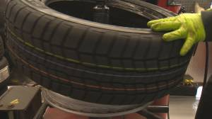 Consumer Matters: Pandemic supply chain problems could affect tire stores (02:40)