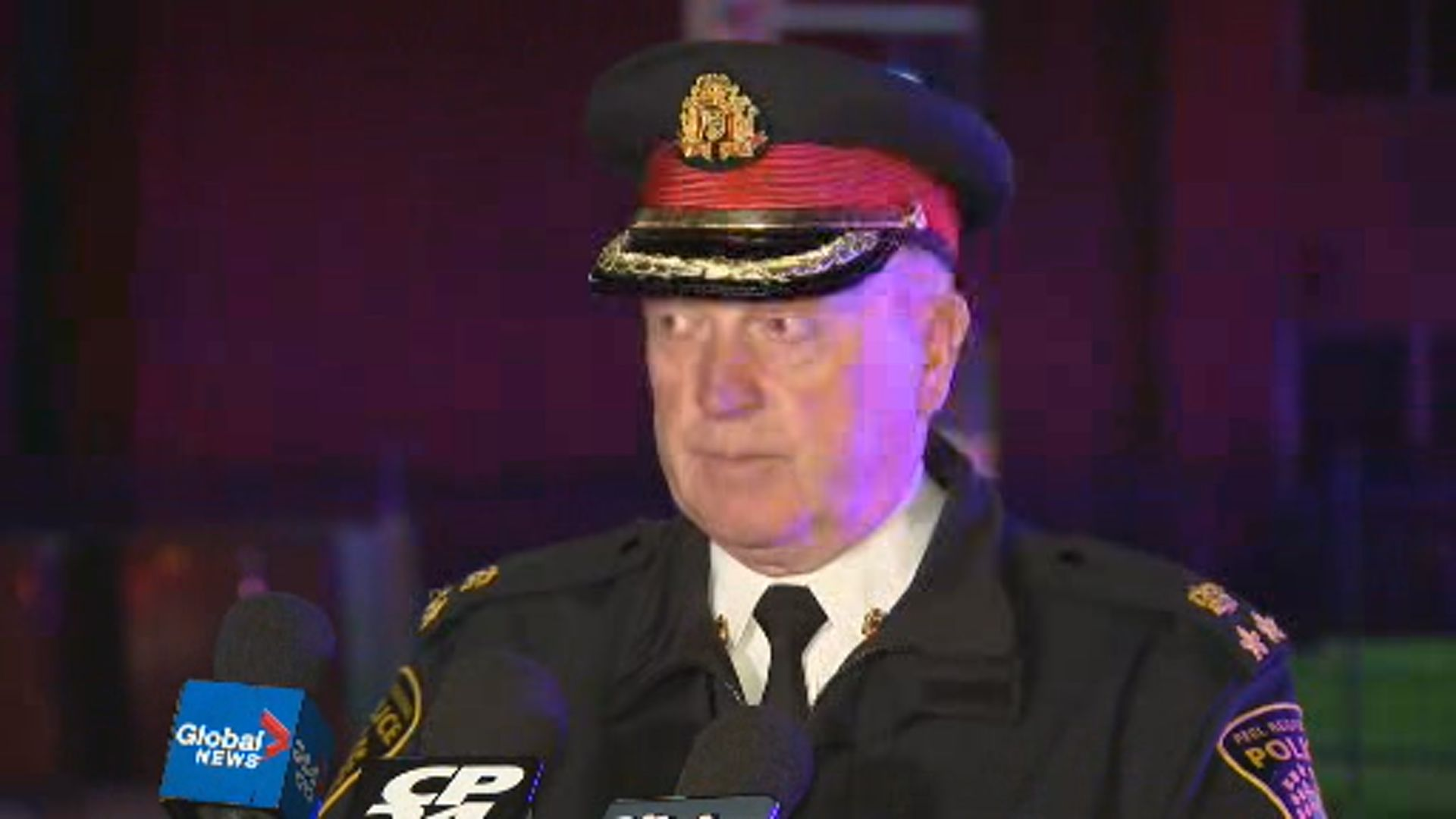Peel police provide details on ages, genders of victims in Mississauga shooting