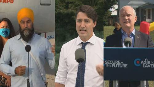 The topics most important to Albertans the day before the federal election   Watch News Videos Online