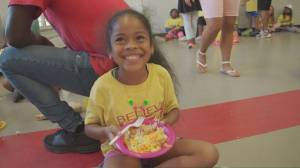 Summerlunch+ feeds and teaches children healthy eating