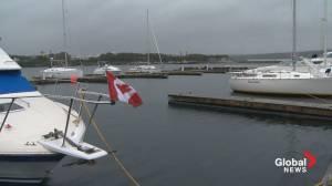 Cape Breton Island Braces for Teddy's Impact (05:31)