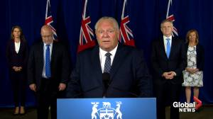 Coronavirus: Ford announces Ontario to provide municipalities with $4B in funding