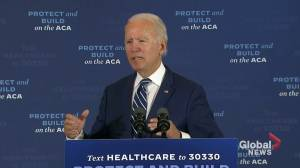 Coronavirus: Biden says pandemic is worsening, blames Trump