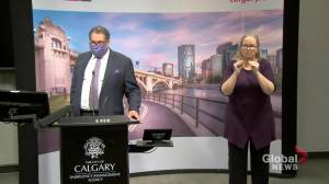 Nenshi 'very pleased' with Alberta's latest COVID-19 restrictions (01:26)