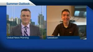 Summer forecast preview with meteorologist Peter Quinlan (03:38)